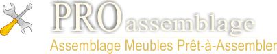 Assemblage Meuble Montreal